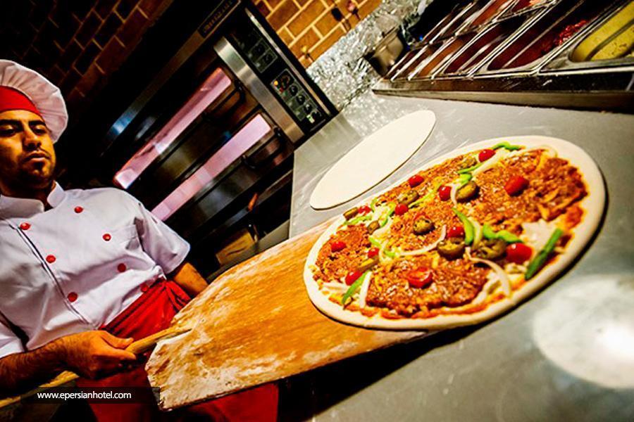 رستوران ایتالیایی لرد مشهد