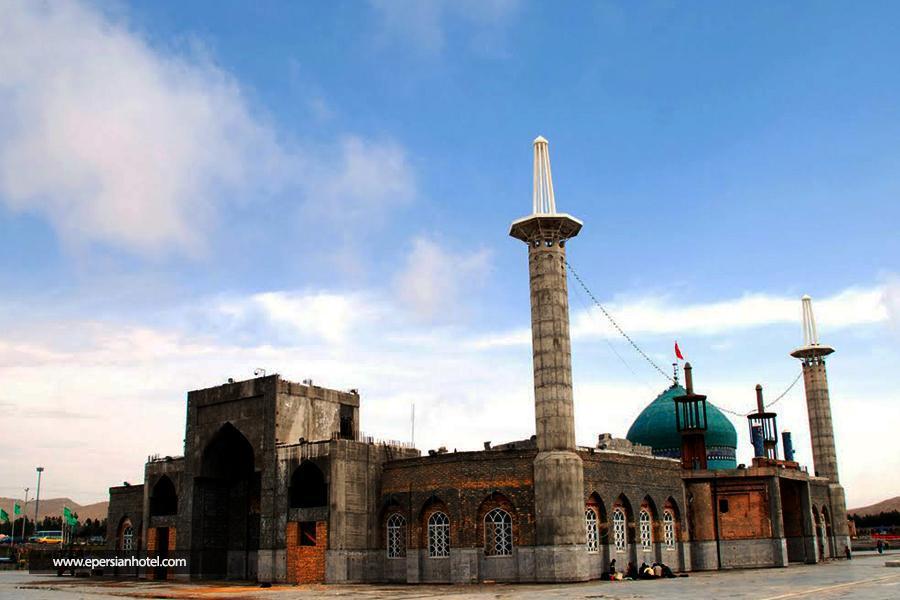 امامزاده یحیی (میامی)مشهد