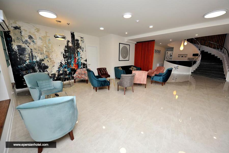 هتل بوهو تفلیس لابی