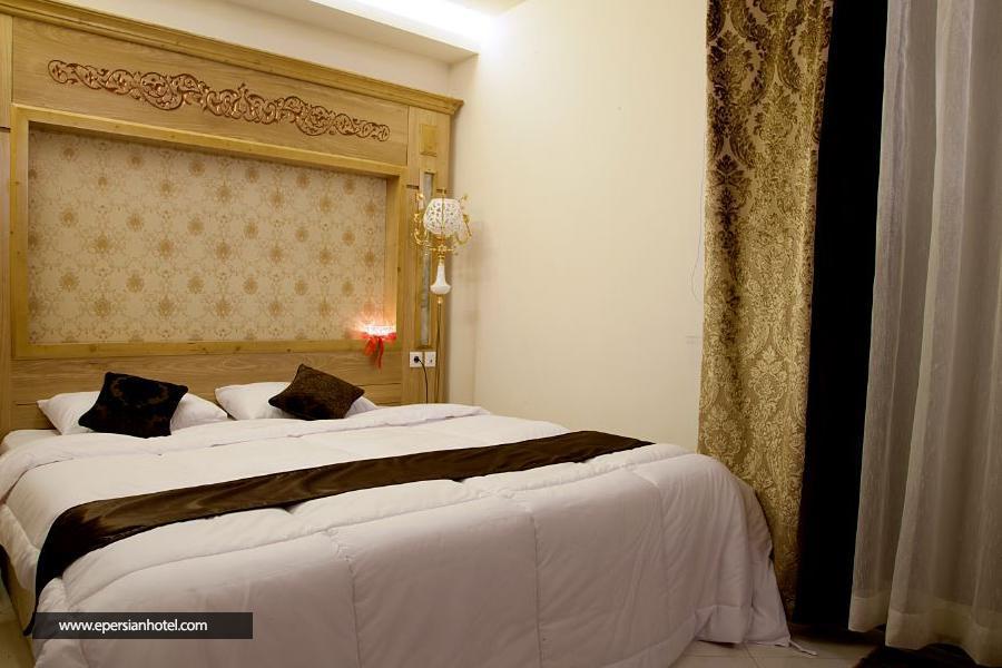 هتل آپارتمان بشری مشهد اتاق دو تخته دبل