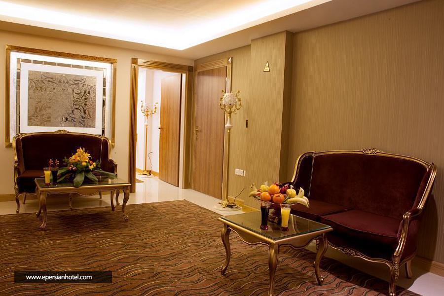 هتل آپارتمان بشری مشهد اتاق
