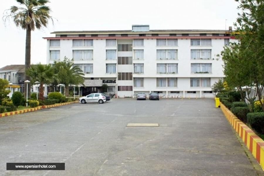 هتل بزرگ کادوسان انزلی نما
