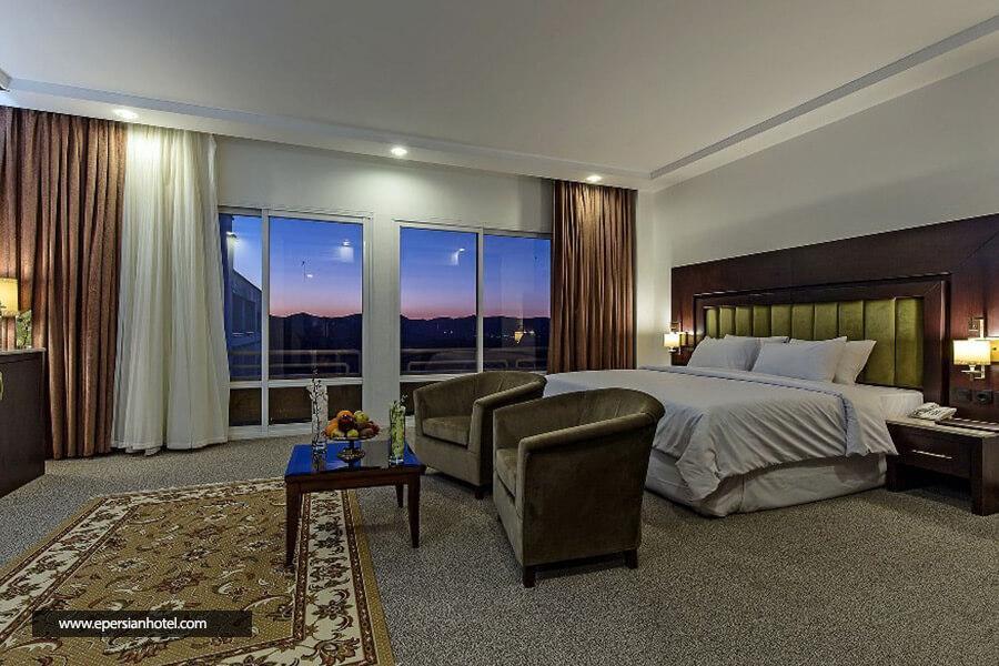 هتل پارک حیات (طرقبه) مشهد اتاق دو تخته