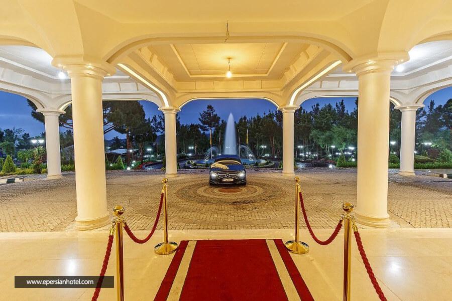 هتل پارک حیات (طرقبه) مشهد نما