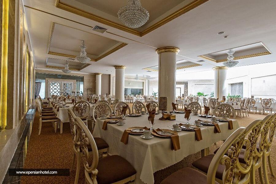 هتل پارک حیات (طرقبه) مشهد رستوران