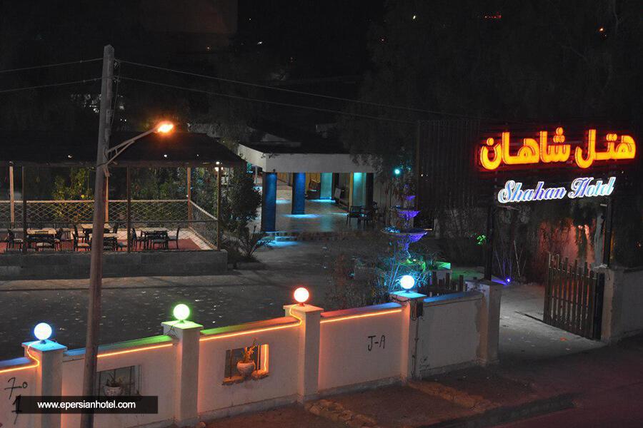 هتل شاهان چابهار نما