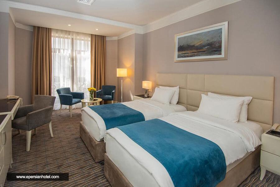 هتل سیتی اونیو تفلیس اتاق دو تخته