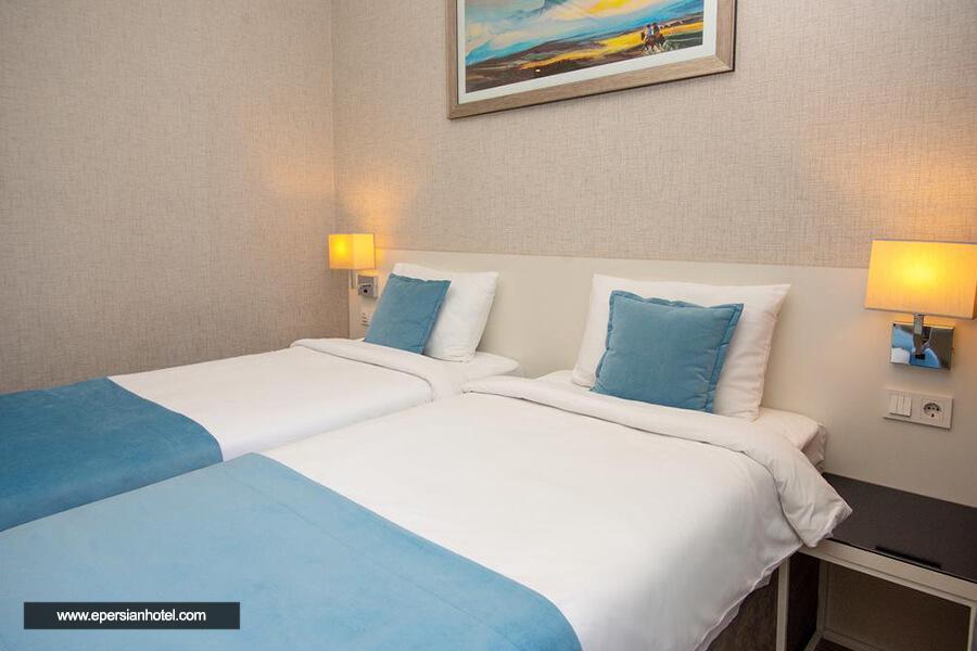 هتل سیتی سنتر تفلیس اتاق دو تخته