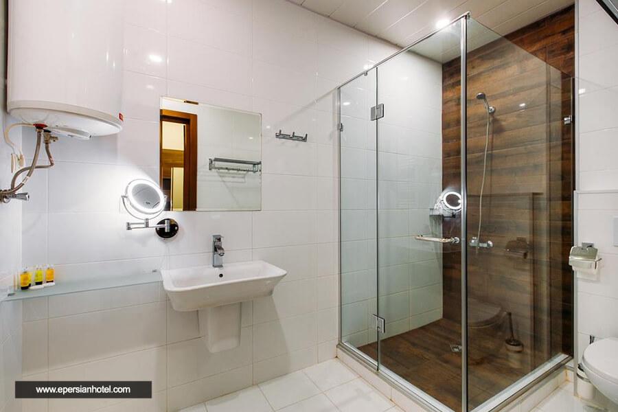 هتل کلمبی تفلیس حمام