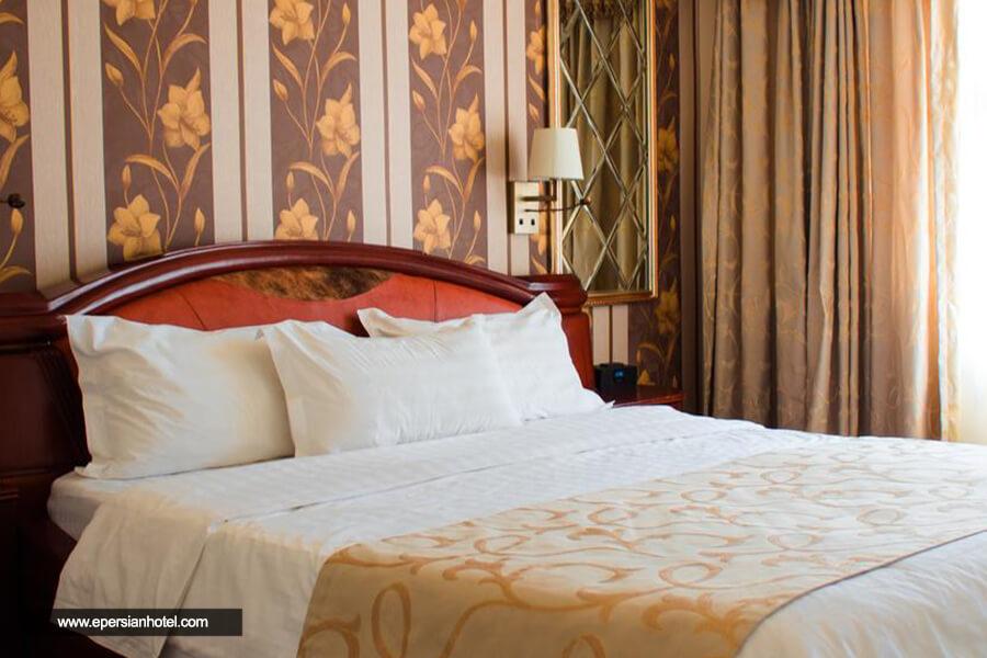 هتل کرون پالاس تفلیس اتاق