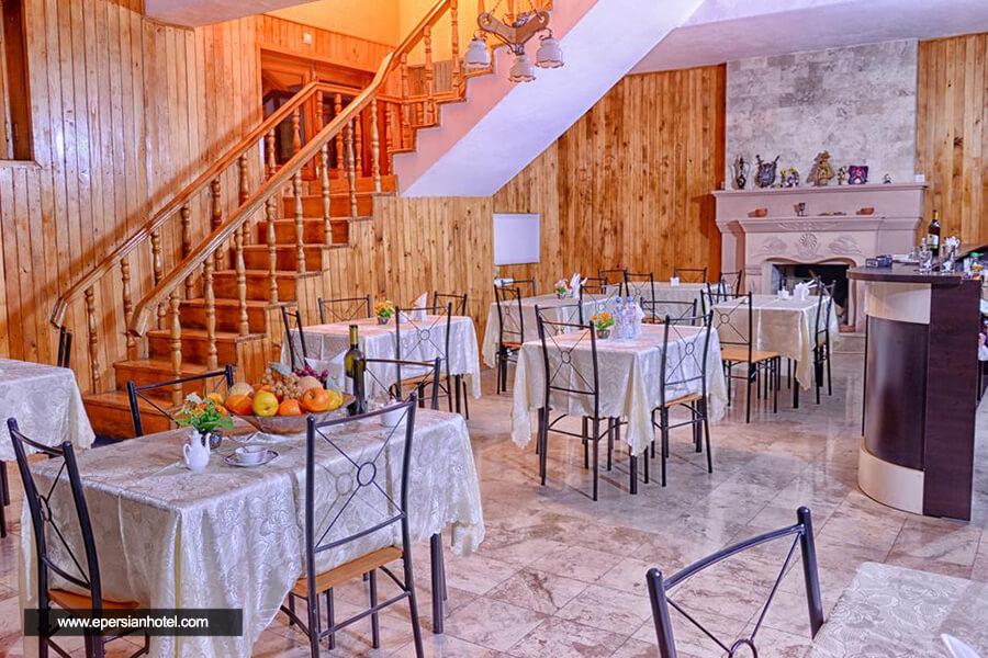 هتل دالیدا تفلیس رستوران