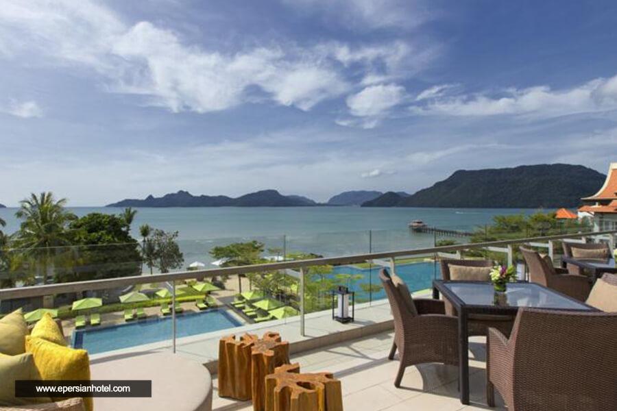 هتل دایانگ بای سرویسد آپارتمنت اند ریزورت لنکاوی ، مالزی نما