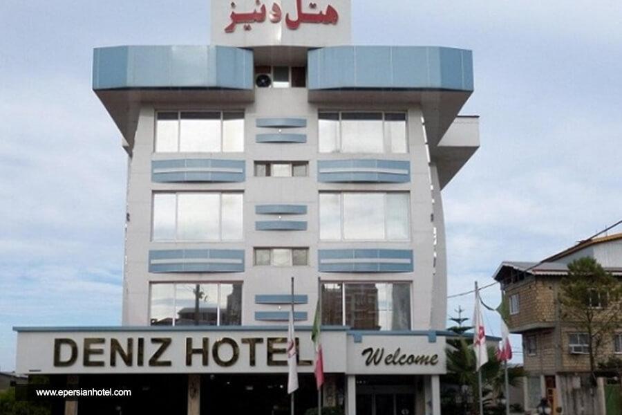 هتل دنیز انزلی نما