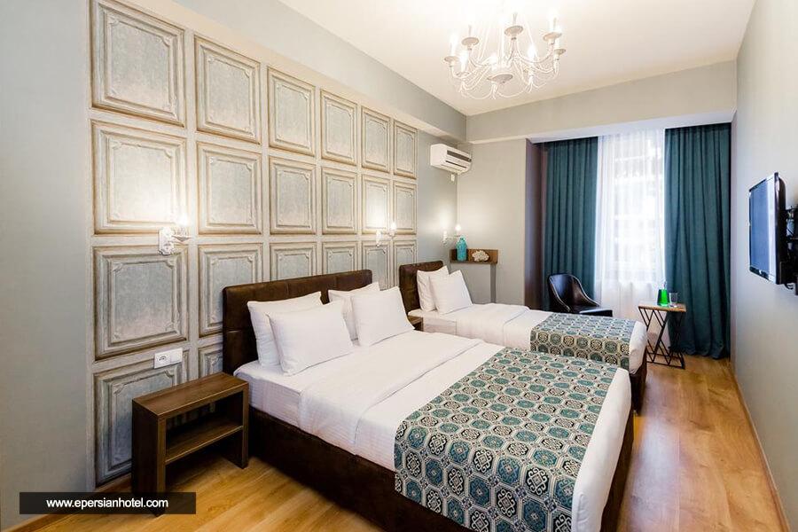هتل دیاموند تفلیس اتاق
