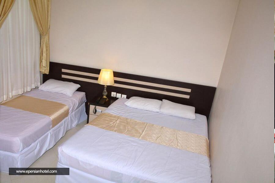 هتل آپارتمان دیدار مشهد اتاق سه تخته