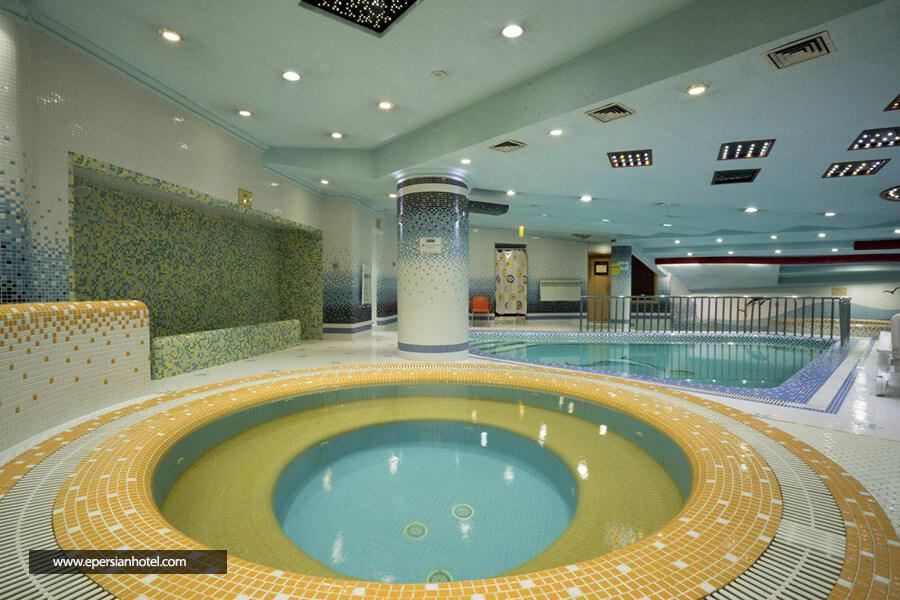 هتل دیپلمات  مشهد