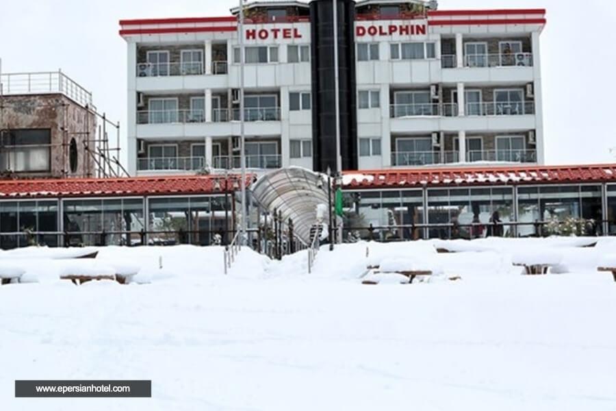 هتل دلفین انزلی نما