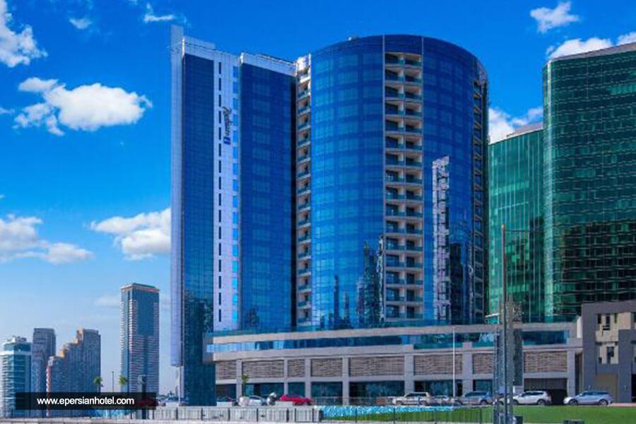 هتل رادیسون بلو واترفرونت دبی نما