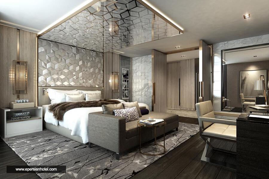 هتل البندر روتانا دبی اتاق دوتخته