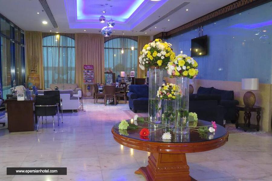هتل الجوهره گاردنز دبی لابی