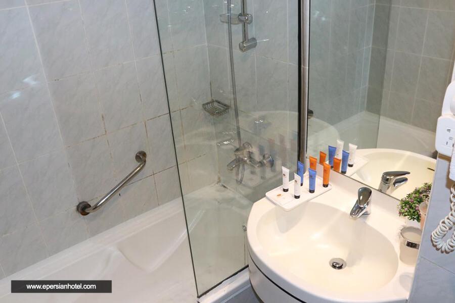 هتل الخلیج گرند دبی حمام