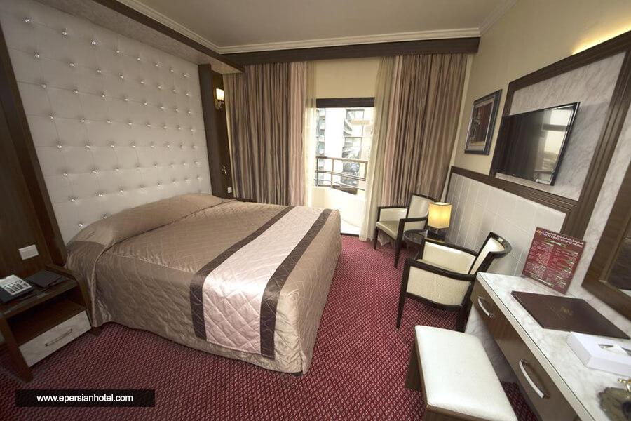 هتل الخلیج گرند دبی اتاق دو تخته