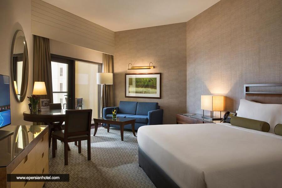 هتل امواج روتانا جمیرا بیچ دبی اتاق دو تخته