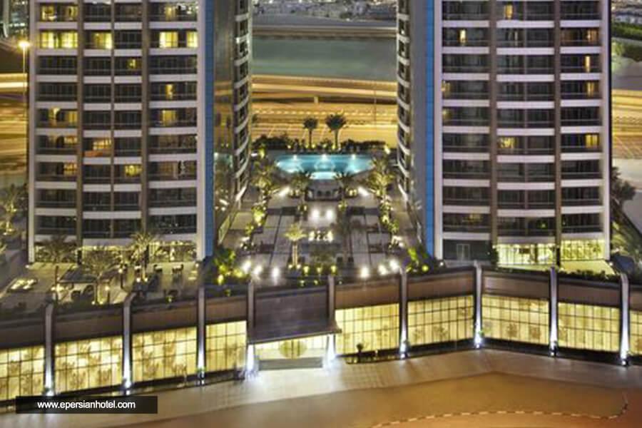 هتل آتانا دبی نما