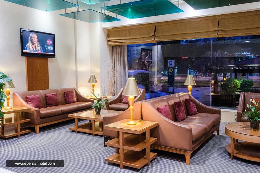 هتل اونیو دبی لابی
