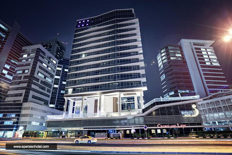 هتل بیبلوس دبی نما