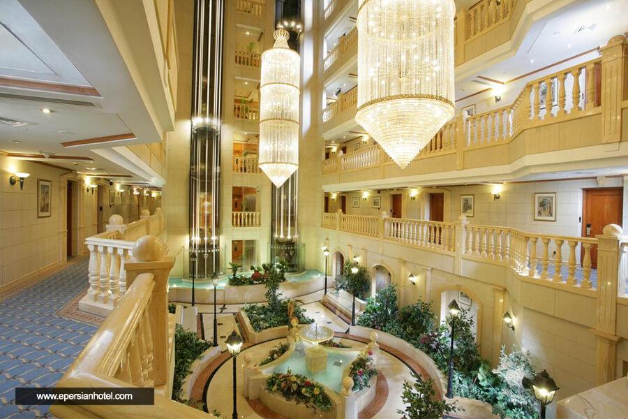 هتل کارلتون پالاس دبی نما