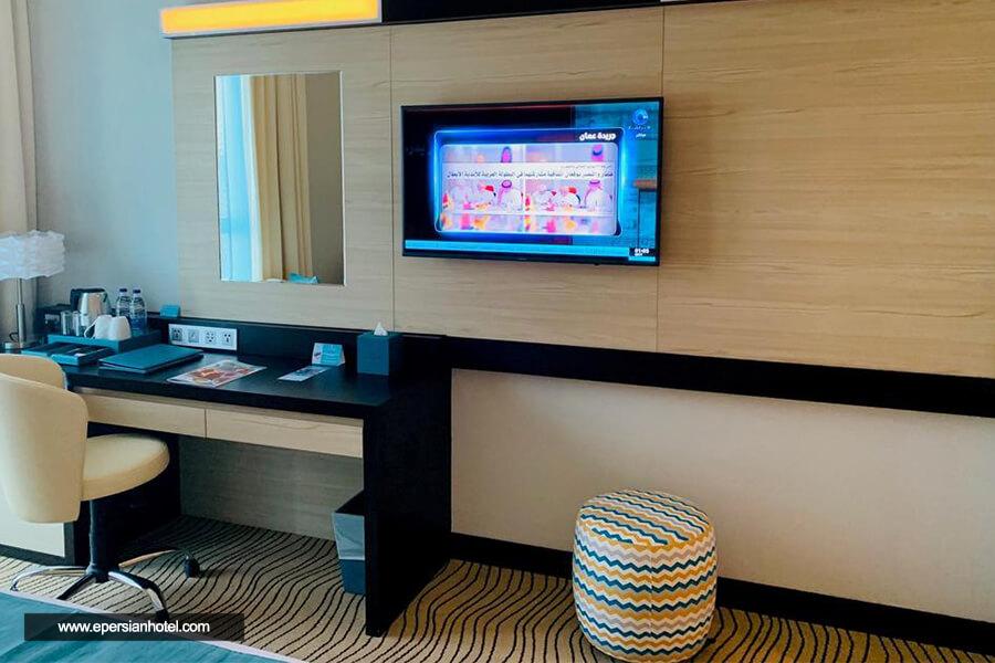 هتل سیتی اونیو دبی اتاق