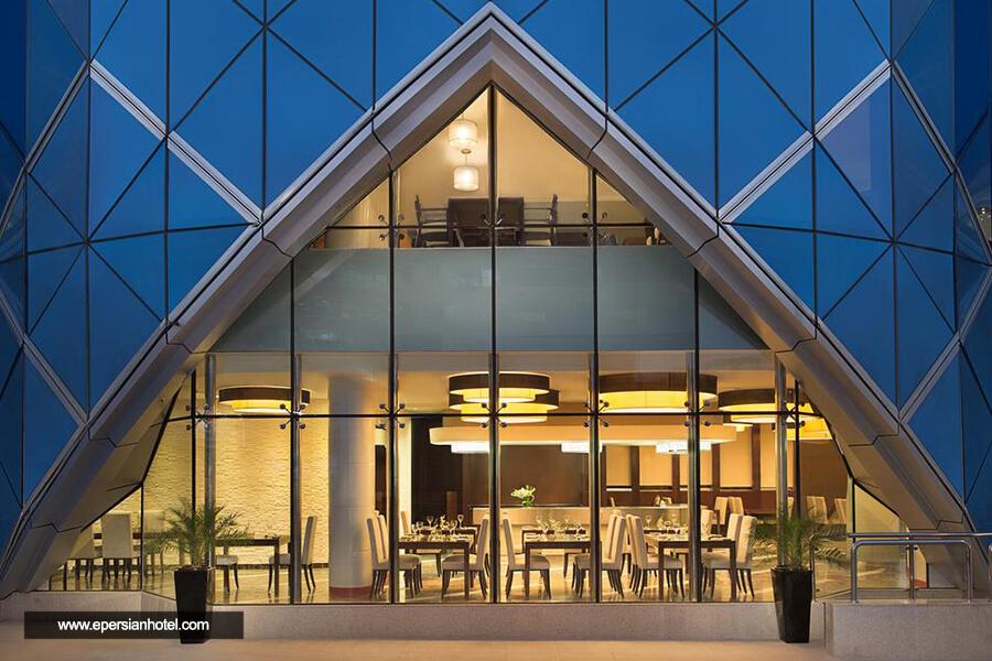 هتل سیتی سیزنز تاورز دبی نما