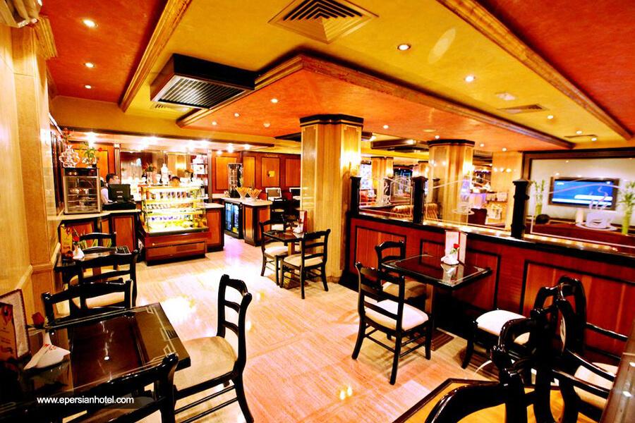 هتل سیتی ستار دبی کافی شاپ