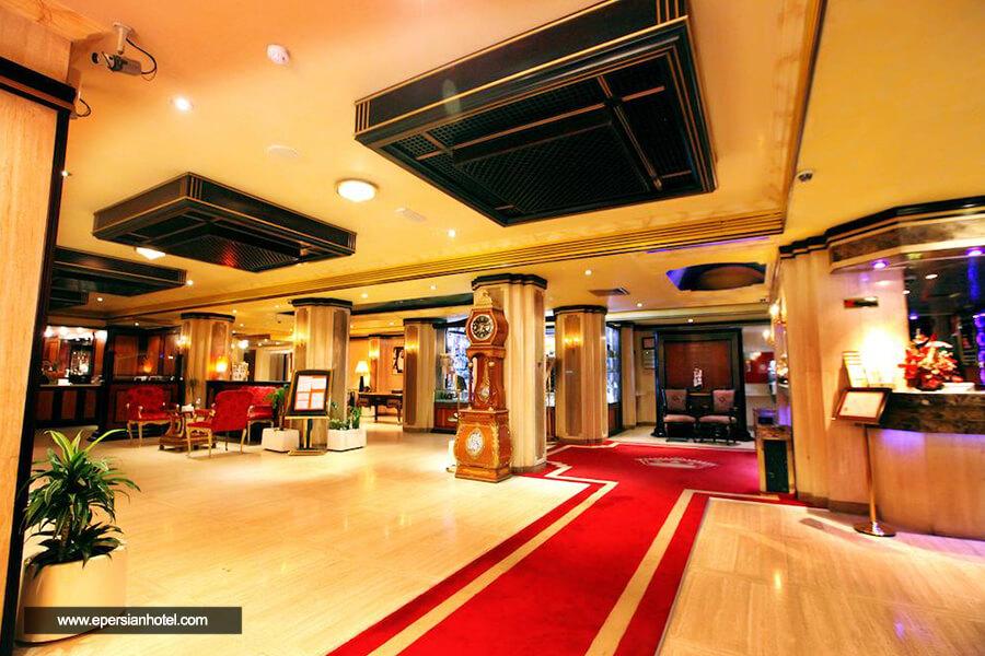 هتل سیتی ستار دبی لابی