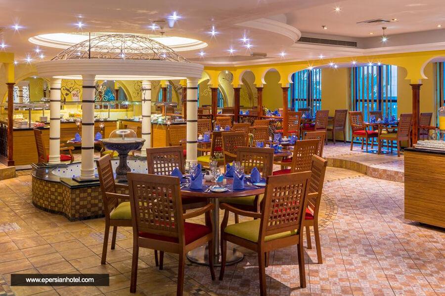هتل کورال دیره دبی رستوران