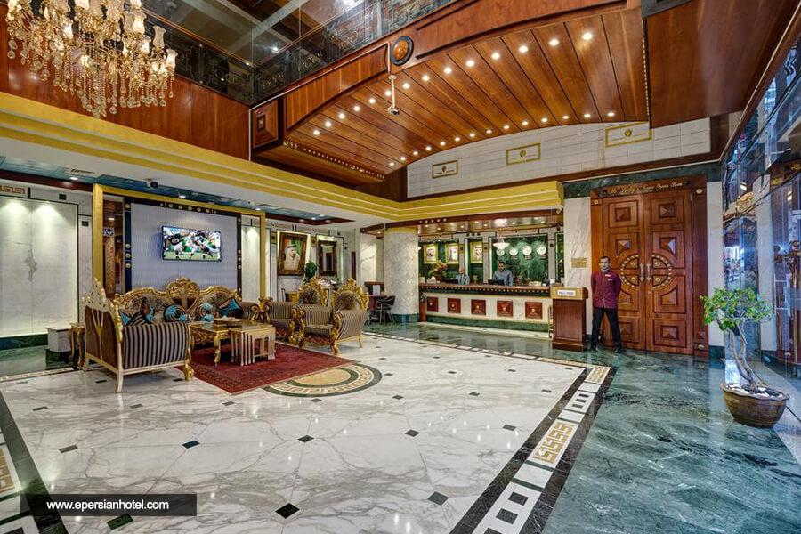 هتل دلمون بوتیک دبی لابی