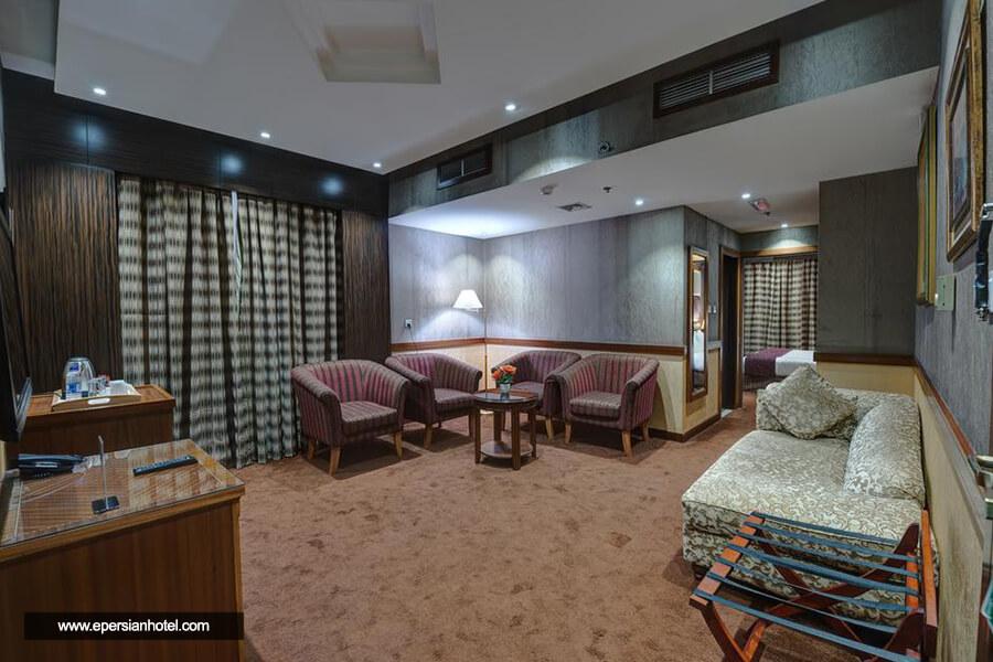 هتل دلمون پالاس دبی اتاق