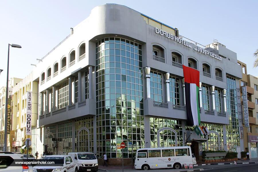 هتل دوروس دبی نما
