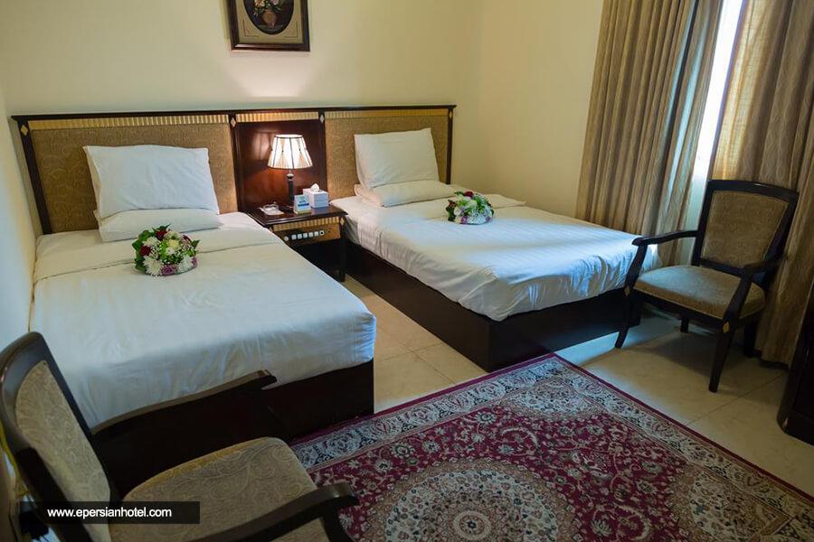 هتل دریم پالاس دبی اتاق دو تخته