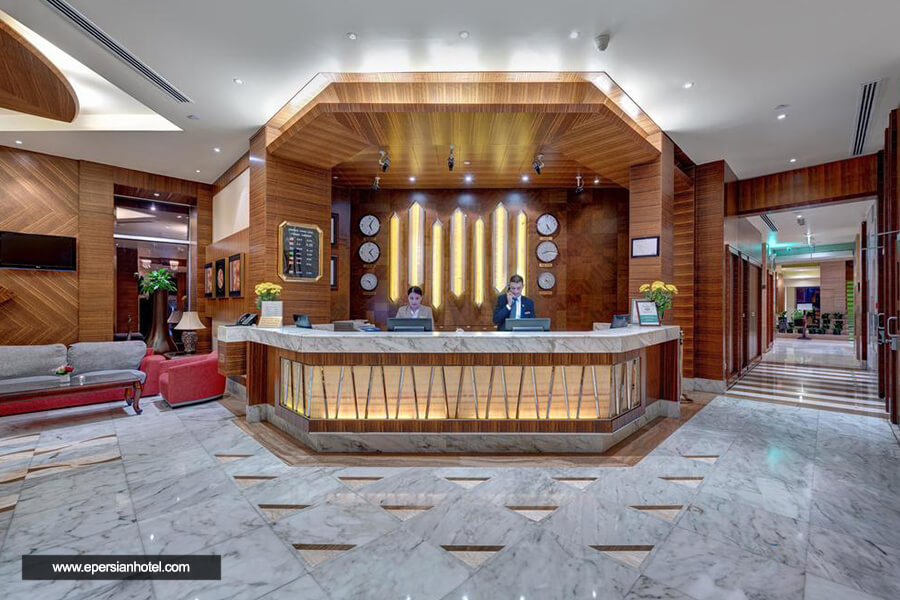 هتل امارات گرند دبی پذیرش