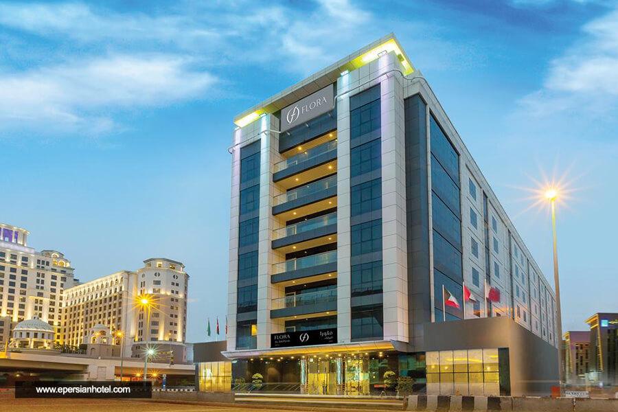 هتل فلورا البرشا دبی نما