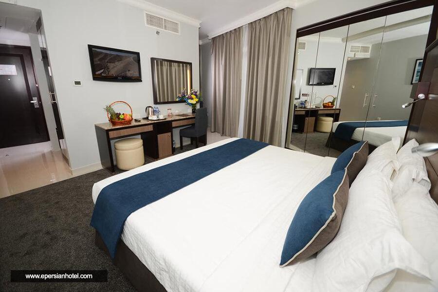 هتل فورچون گرند دبی اتاق دو تخته