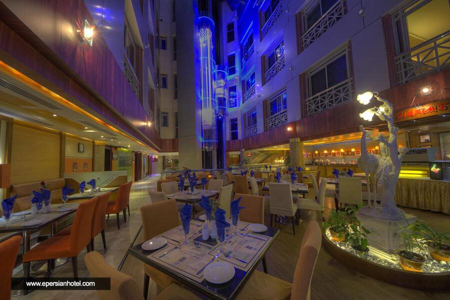 هتل فورچون گرند دبی رستوران
