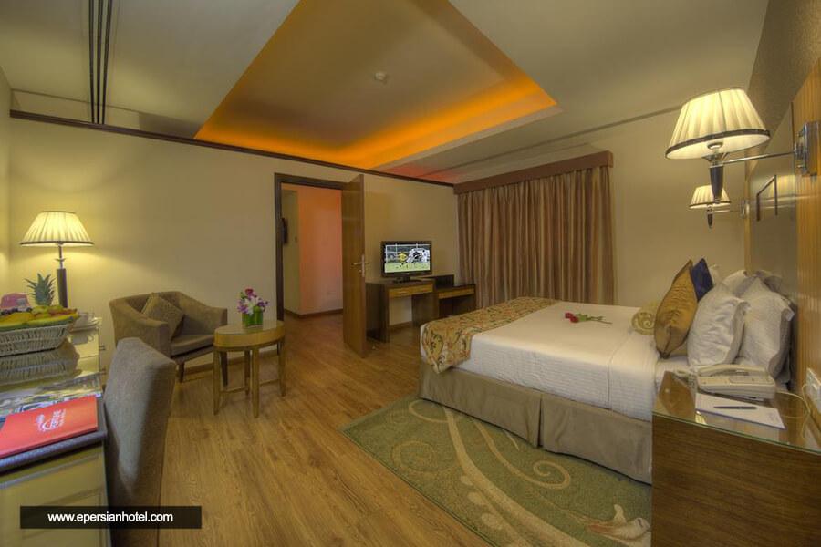 هتل فورچون پرل دبی اتاق دو تخته