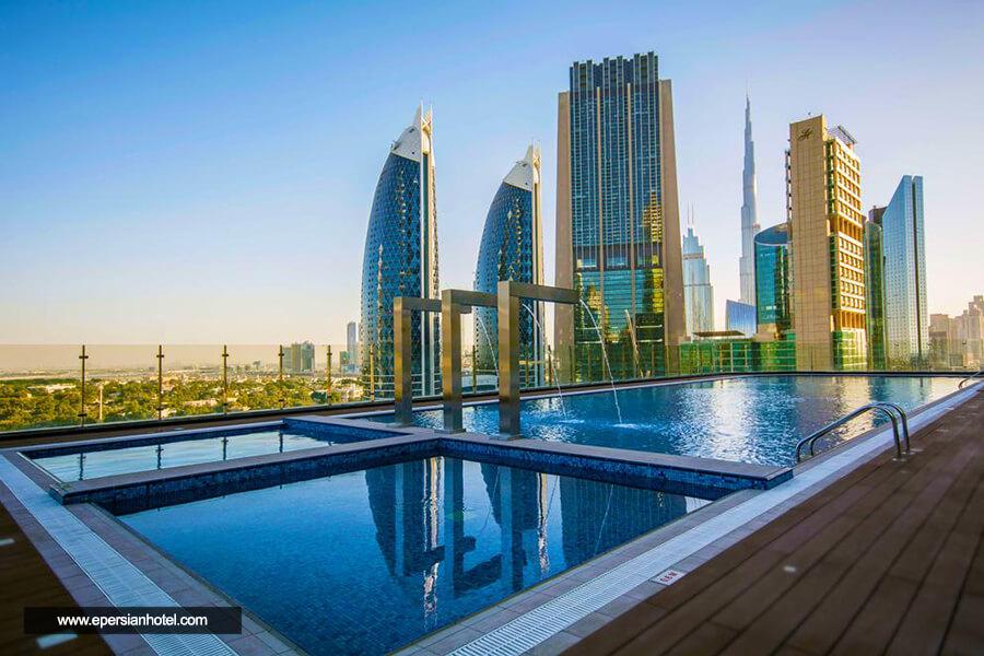 هتل جوورا دبی نما