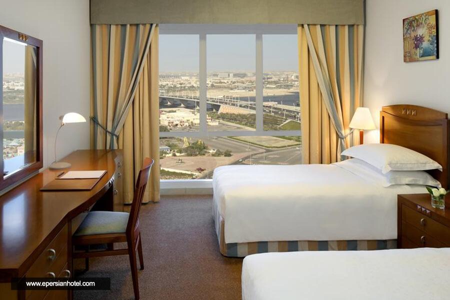 هتل گرند حیات رزیدنس دبی اتاق دو تخته