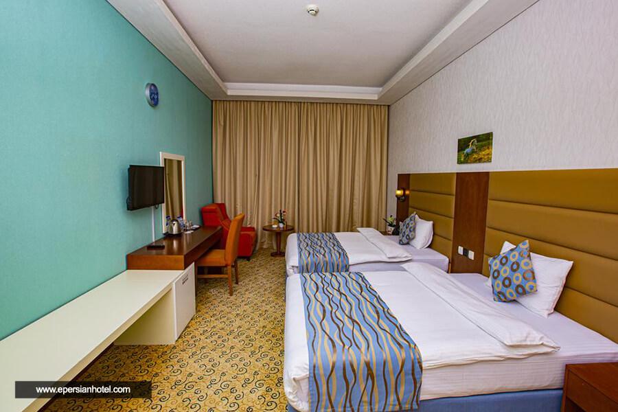 هتل گلف این دبی اتاق