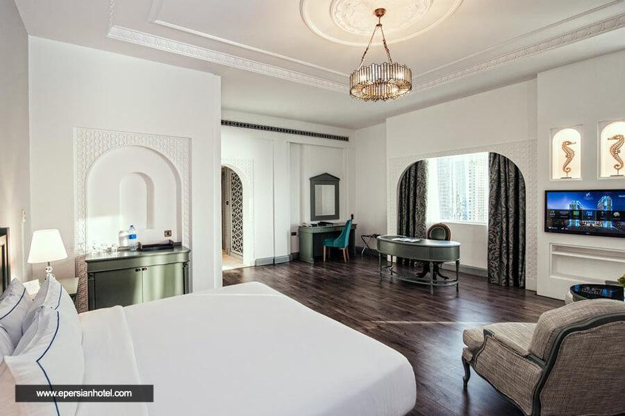 هتل هبتور گرند ریزورت دبی اتاق دو تخته