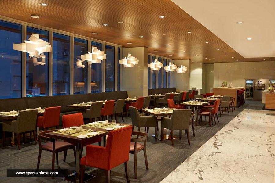 هتل حیات پلاس بنی یاس اسکوئر دبی رستوران